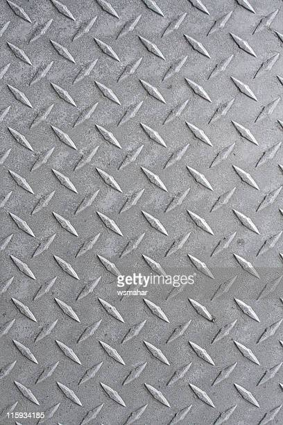 Seamless metal pattern background
