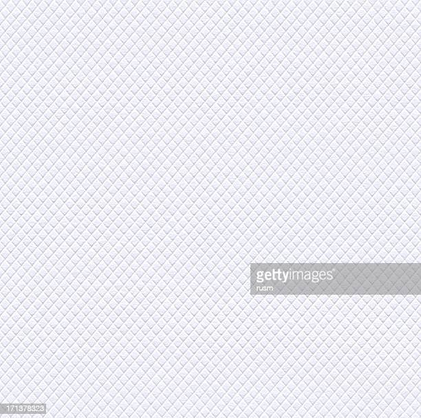 Seamless rhombus-textured paper background