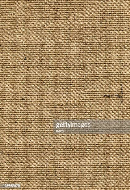 Seamless sackcloth background