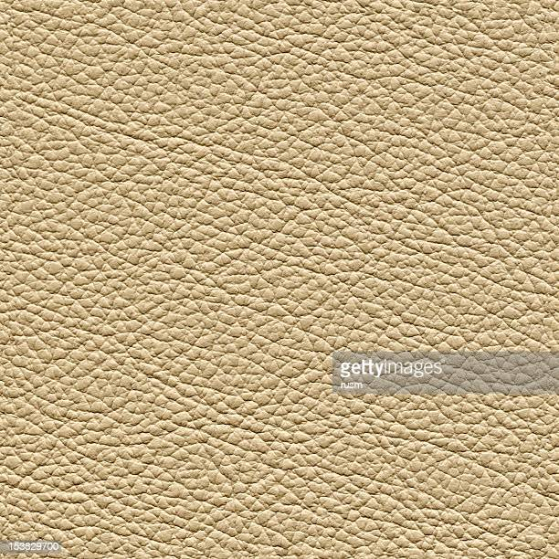 Seamless sandy brown leather background