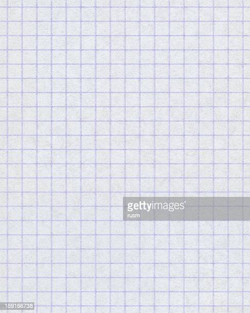 Seamless squared paper background