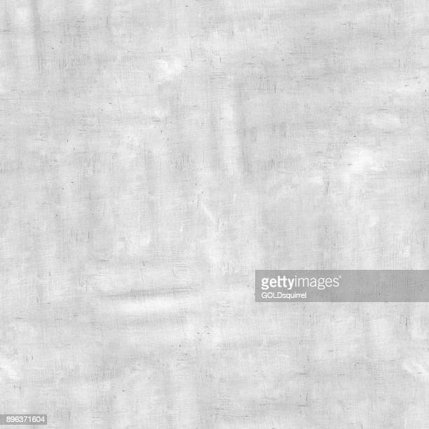 Seamless unfinished worn paint destroyed light gray concrete wall background