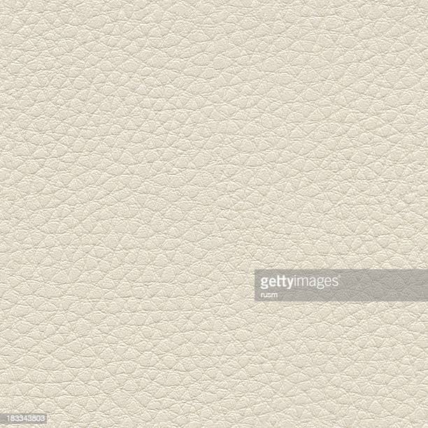 Seamless white leather background