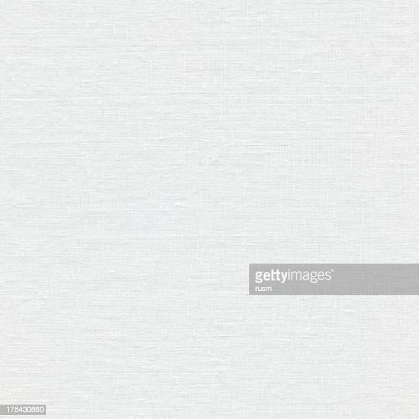 Nahtlose Hintergrund aus weißen Leinen-canvas