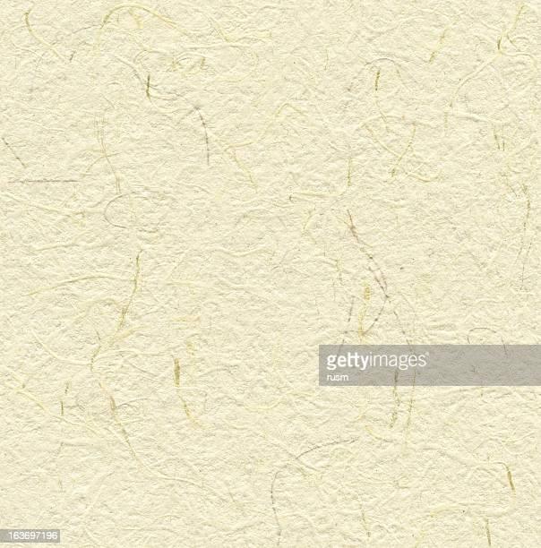 Nahtlose Hintergrund aus gelbem Papier