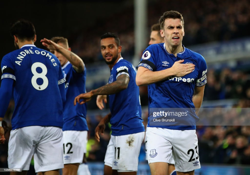 Everton FC v Brighton & Hove Albion - Premier League : ニュース写真