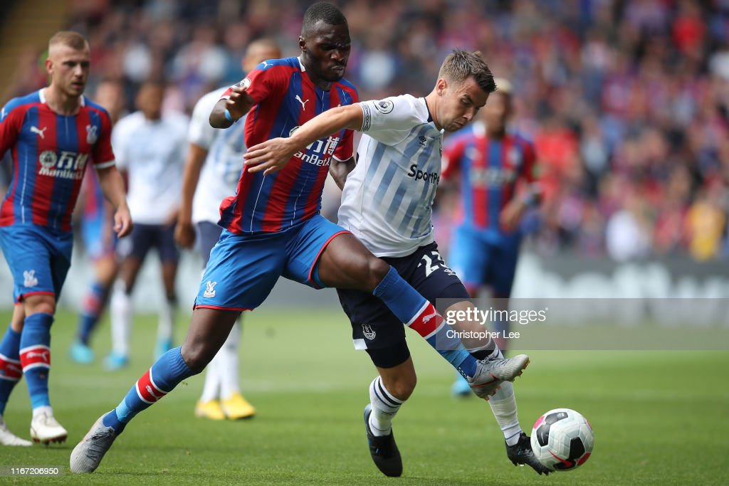 Crystal Palace v Everton FC - Premier League : News Photo