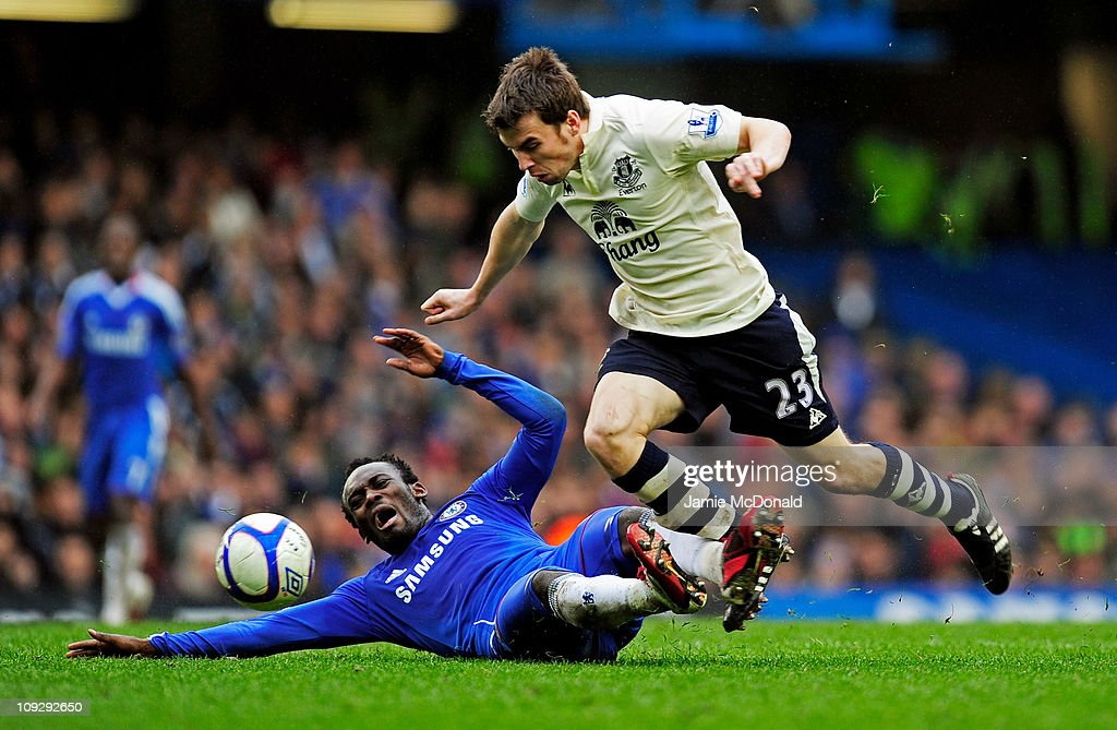 Chelsea v Everton - FA Cup 4th Round Replay