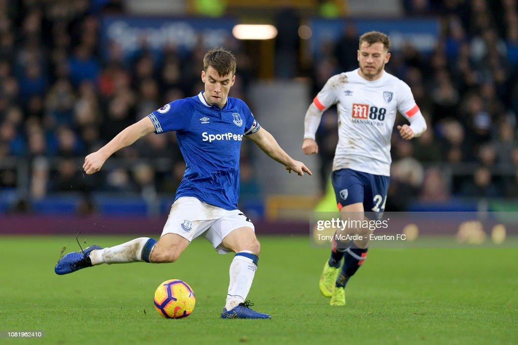 Everton FC v AFC Bournemouth - Premier League : News Photo