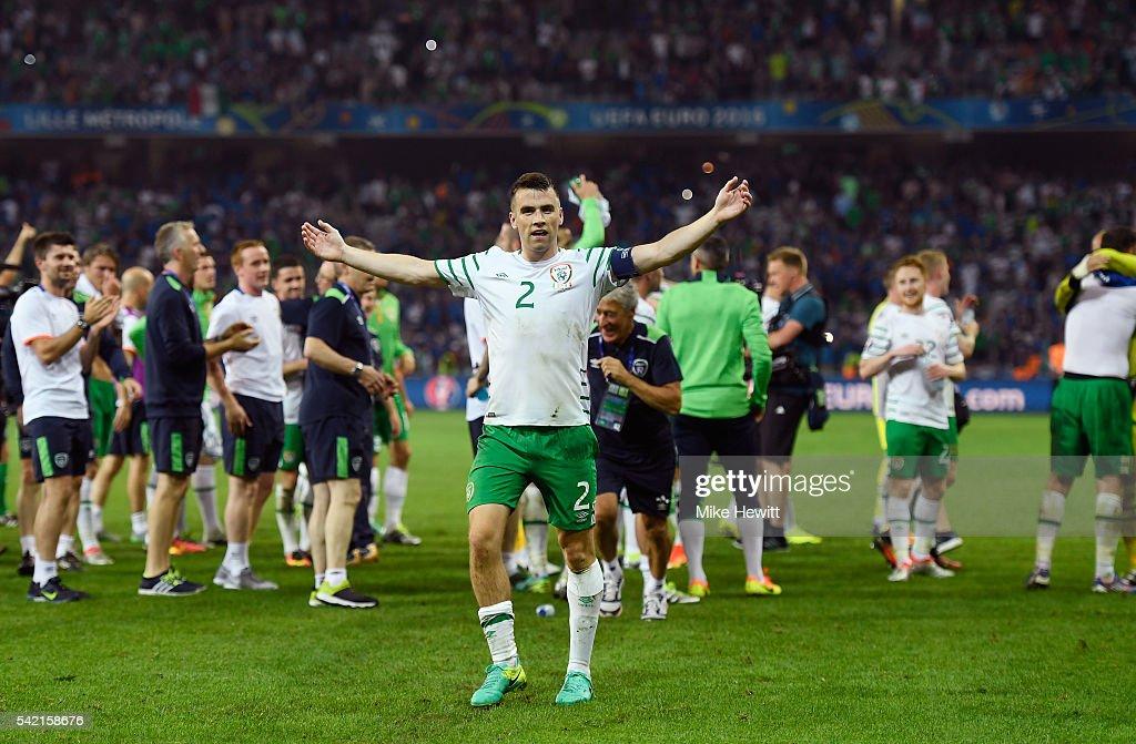 Italy v Republic of Ireland - Group E: UEFA Euro 2016 : News Photo