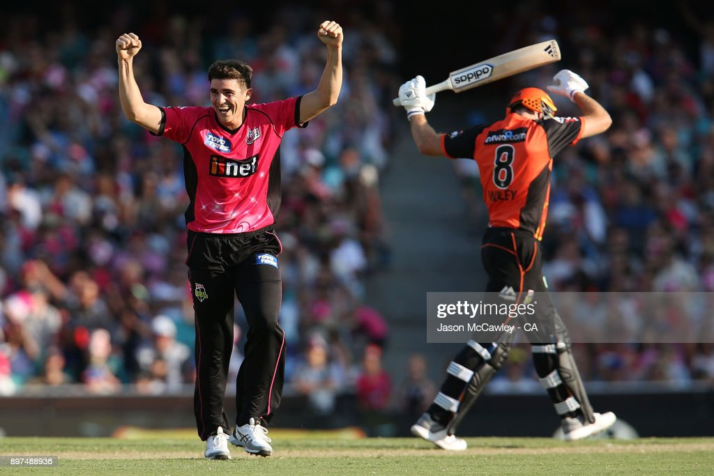 BBL - Sixers v Scorchers