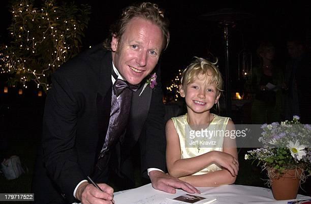 Sean Alquist and Cheyanne Alquist during David Tuchman and Melissa Caulfield Wedding 2001