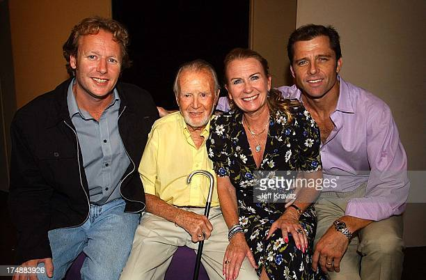 Sean Alquist Sir John Mills Juliet Mills Caulfield and Maxwell Caulfield