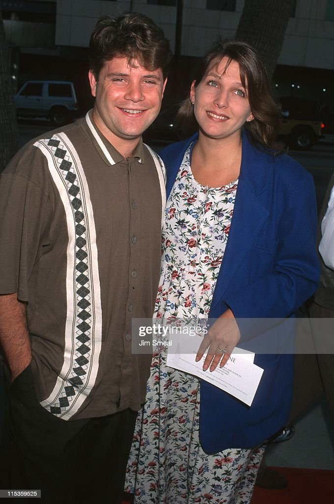 sean astin and christine astin during courage under fire los