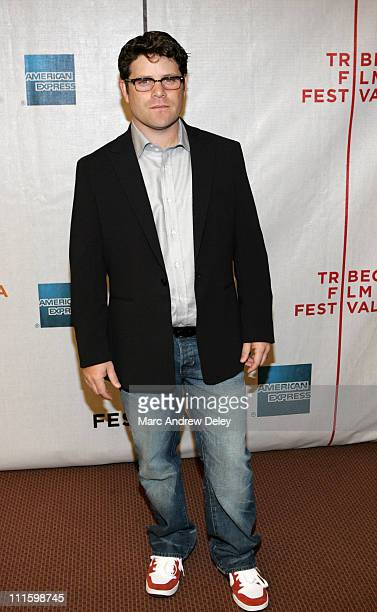 Sean Astin during 6th Annual Tribeca Film Festival 'The Final Season' Arrivals at Pace University's Schimmel Center for the Arts in New York City New...