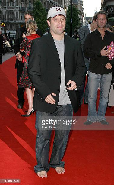 Sean Astin during 'Kingdom of Heaven' London Premiere at Empire Leicester Square in London Great Britain