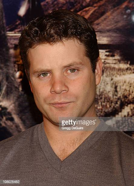 Sean Astin during 'The Lord Of The Rings The Two Towers' Los Angeles Premiere Arrivals at Cinerama Dome Theatre in Hollywood California United States