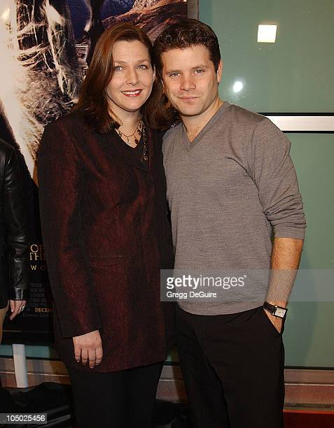 Sean Astin wife during 'The Lord Of The Rings The Two Towers' Los Angeles Premiere Arrivals at Cinerama Dome Theatre in Hollywood California United...