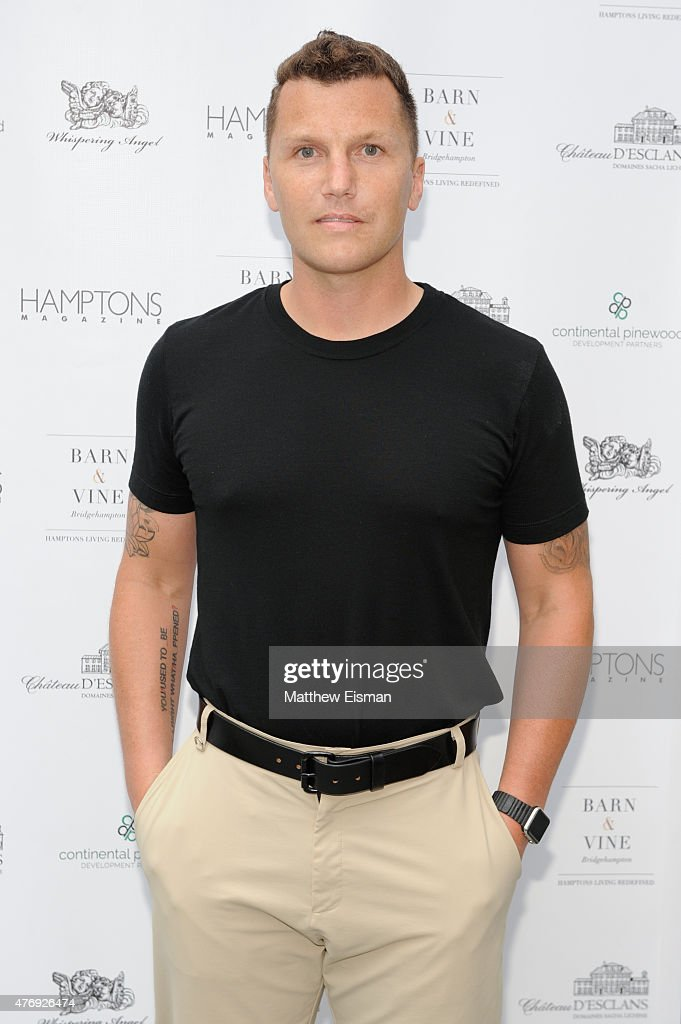 Hamptons Magazine Celebrates Cover Stars Sean Avery And Hilary Rhoda
