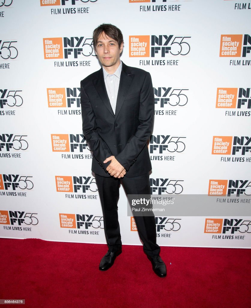Sean Baker attends the 55th New York Film Festival - 'The Florida Project' at Alice Tully Hall on October 1, 2017 in New York City.
