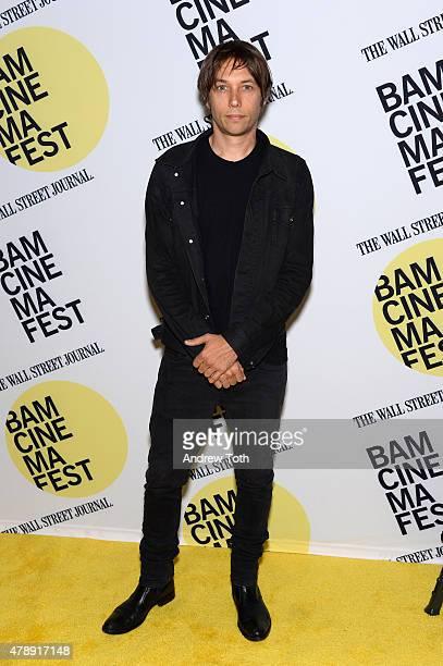 Sean Baker attends the Tangerine closing night premiere during BAMcinemaFest 2015 at BAM Peter Jay Sharp Building on June 28 2015 in New York City