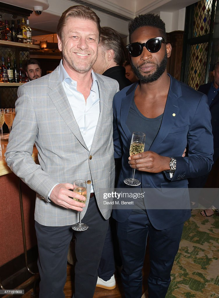 Tommy Hilfiger London Collections Men Dinner At The Ivy : News Photo
