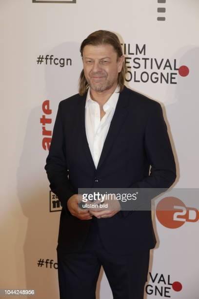 Sean Bean bei der Verleihung der Film Festival Cologne Awards 2017 am 06 Oktober 2017 im IHK Börsensaal Unter Sachsenhausen 1026 50667 Köln