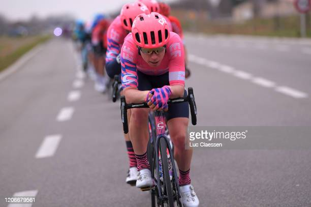 Sean Bennett of The United States and Team EF Pro Cycling / during the 5th Tour de La Provence 2020, Stage 4 a 170,5km stage from Avignon to...
