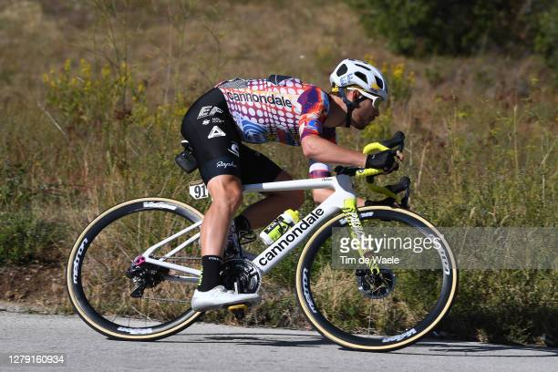 Sean Bennett of The United States and Team EF Pro Cycling / during the 103rd Giro d'Italia 2020, Stage 6 a 188km stage from Castrovillari to Matera...