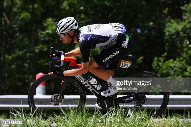 Sean Bennett of The United States and Team Qhubeka NextHash during the 108th Tour de France 2021, Stage 17 a 178,4km stage from Muret to...