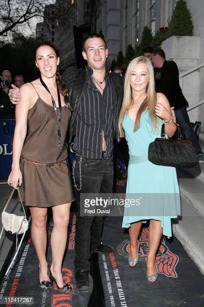 Sean Brosnan and Guests during Drivin' Me Crazy Gumball 3000 Film Premiere Outside Arrivals at Savoy Place in London Great Britain