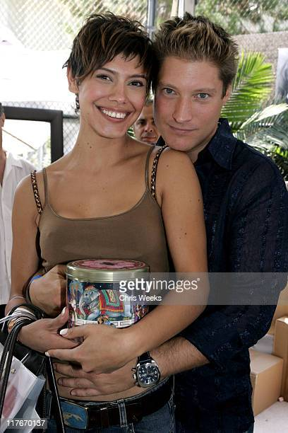 Sean Canen at Kama Sutra during Silver Spoon PreEmmy Hollywood Buffet Day 2 in Los Angeles California United States Photo by Chris Weeks/WireImage...