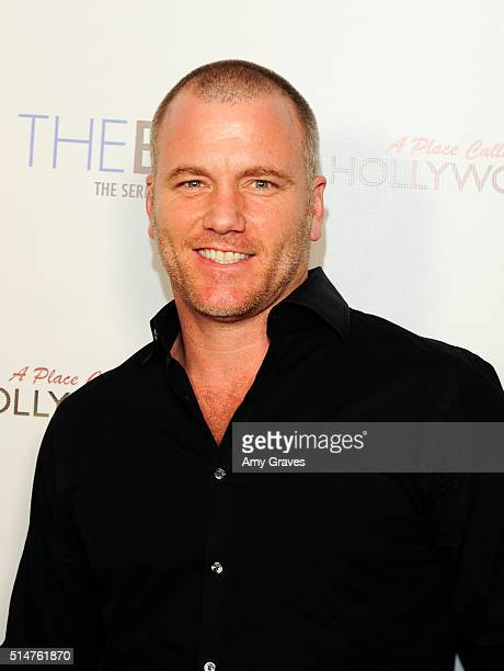Sean Carrigan attends the 5th Annual LANY Entertainment Mixer at St Felix on March 10 2016 in Hollywood California