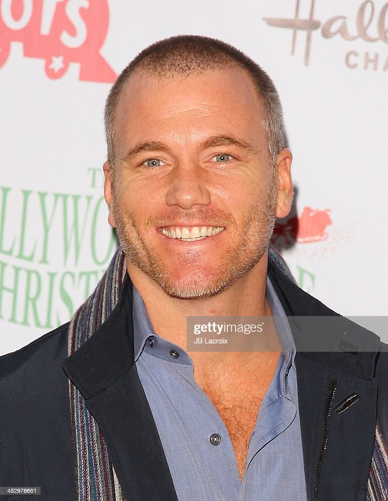 Sean Carrigan attends the Hollywood Christmas Parade benefiting Toys For Tots foundation on December 1, 2013 in Hollywood, California.