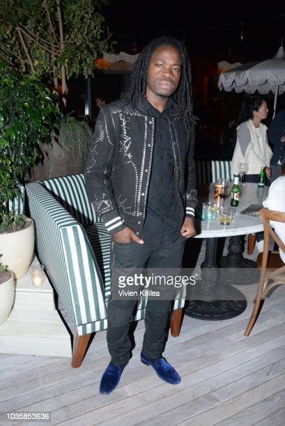 Sean Cole attends Dave Chappelle Private After Party At The hwood Group's Special Preview Of Harriet's Rooftop Lounge at the Upcoming 1 Hotel West...