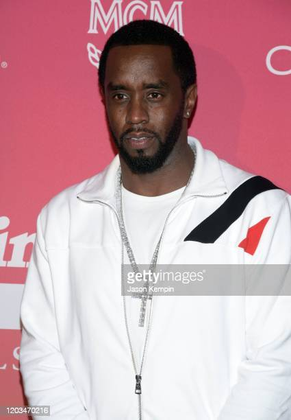 Sean Combs attends Rolling Stone Live Miami at SLS South Beach on February 01 2020 in Miami Florida