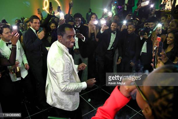 Sean Combs attends Sean Combs 50th Birthday Bash presented by Ciroc Vodka on December 14 2019 in Los Angeles California