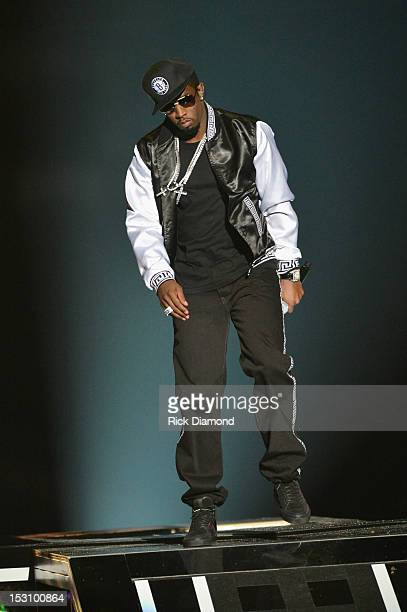 Sean Combs, 'P. Diddy,' performs onstage at the 2012 BET Hip Hop Awards at Boisfeuillet Jones Atlanta Civic Center on September 29, 2012 in Atlanta,...