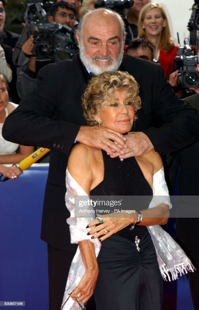 Laureus sean connery pictures getty images sean connery and his wife micheline roquebrune arrive for the laureus world sports awards at the altavistaventures Gallery