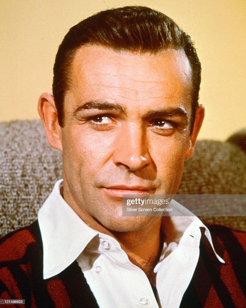 Sean Connery : News Photo