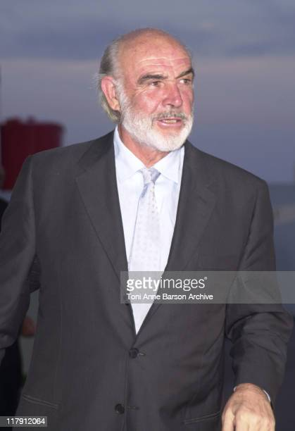Sean Connery during Laureus World Sports Awards Dinner and Silent Auction Arrivals at Monte Carlo Sporting Club in Monte Carlo Monaco