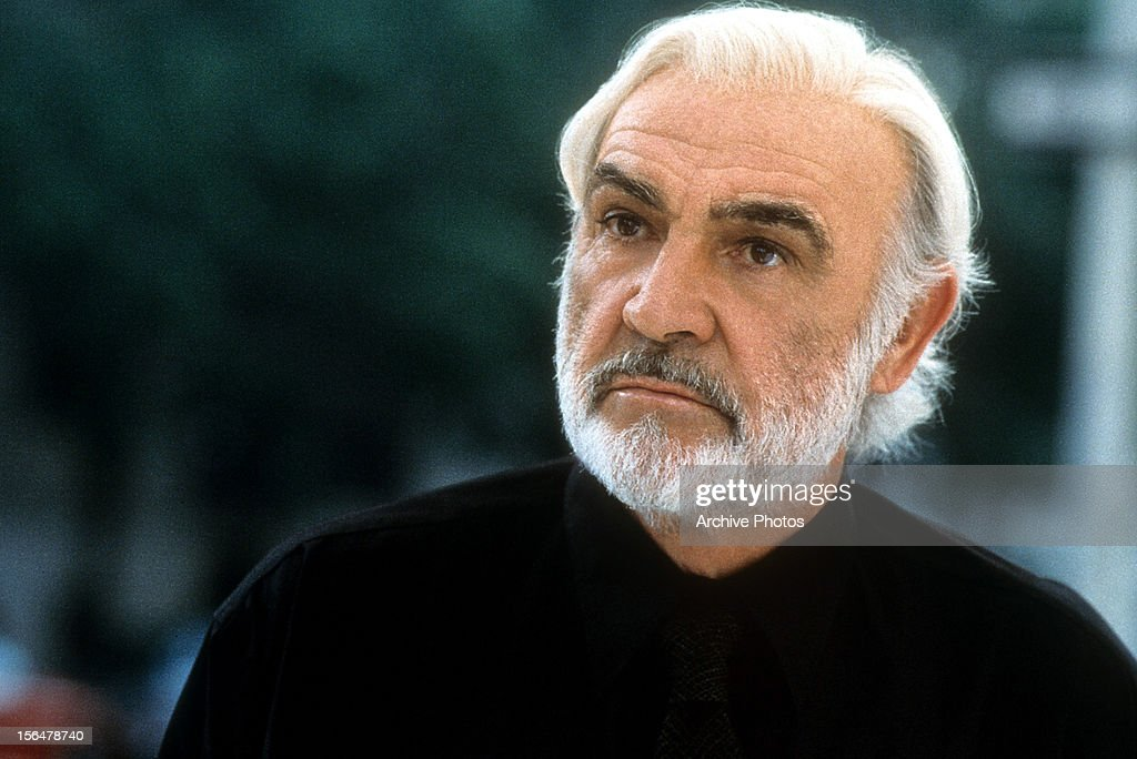 Sean Connery In A Scene From The Film Finding Forrester 2000 News Photo Getty Images