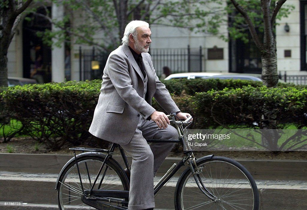 Finding Forrester Movie Set : News Photo