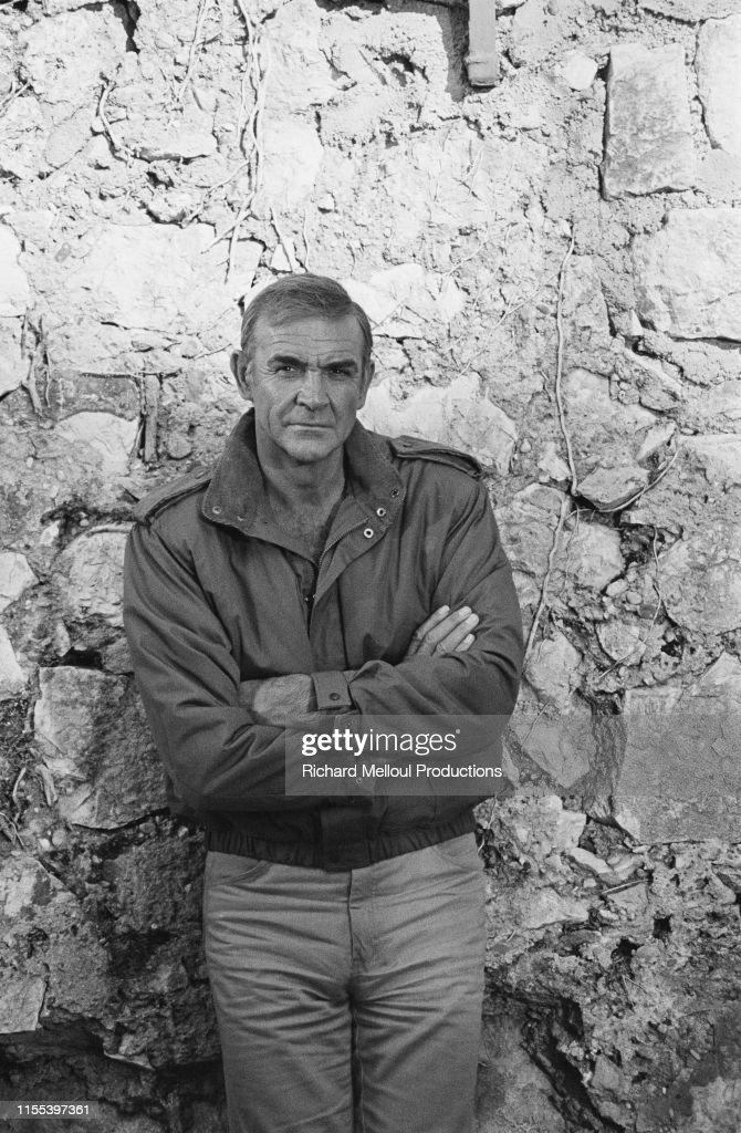 Sean Connery : Photo d'actualité