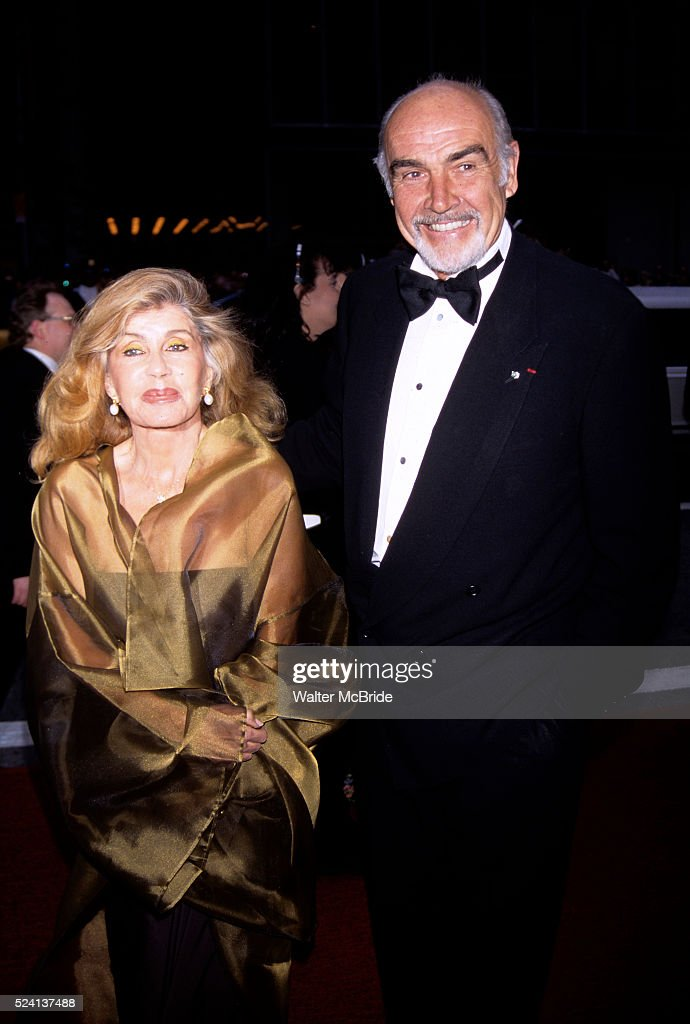 Usa 1998 tony awards pictures getty images sean connery with wife micheline roquebrune at the 1998 tony awards at radio city music hall altavistaventures Gallery