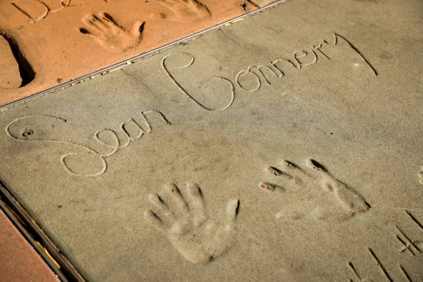 CA: TCL Chinese Theatre Remembers Late Actor Sean Connery