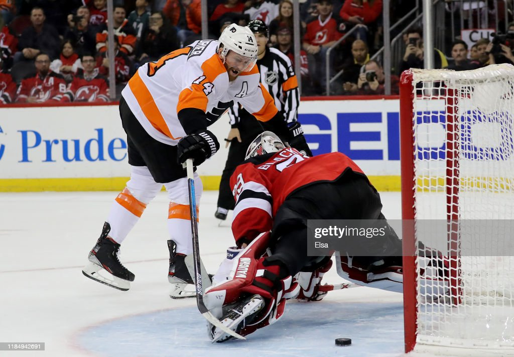 Philadelphia Flyers v New Jersey Devils : News Photo