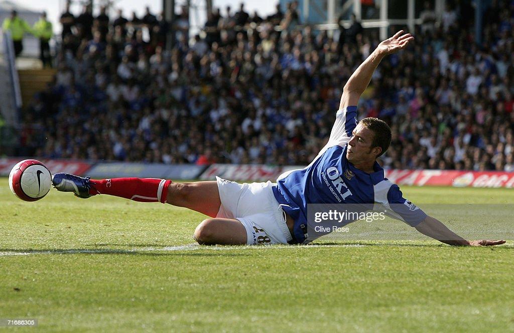 Portsmouth v Blackburn Rovers
