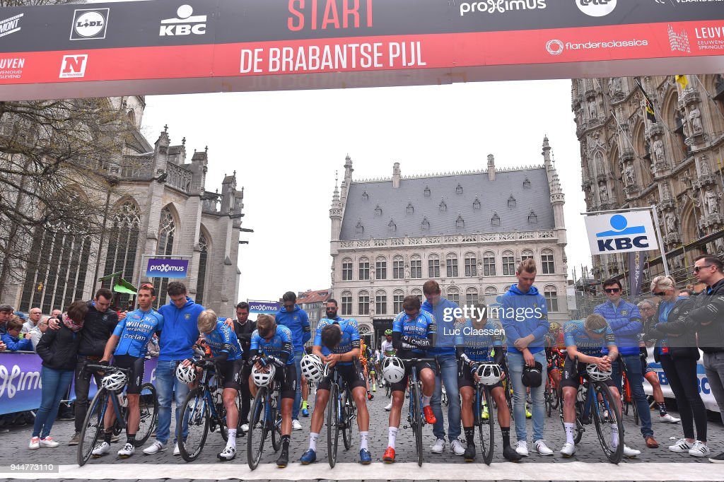 Cycling: 58th Brabantse Pijl 2018 : News Photo