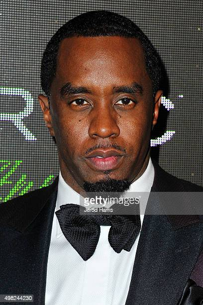 Sean 'Diddy' Combs arrives at his Exclusive Birthday Celebration on November 21 2015 in Beverly Hills California